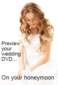 Wedding DVD and Wedding Video Previews from Frayne Weddings